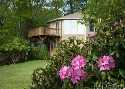 Blowing Rock Single Family Home For Sale: 1369 Goforth Road Roads