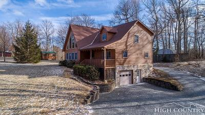 Boone NC Single Family Home For Sale: $389,000