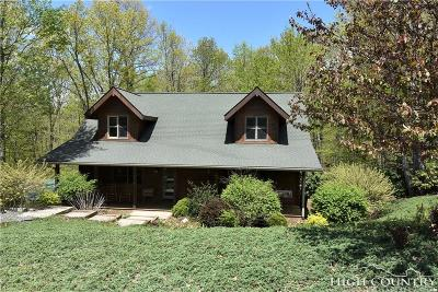 West Jefferson Single Family Home Under Contract - Show: 281 Vannoy Drive