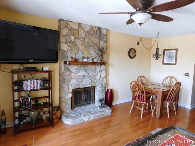Beech Mountain Condo/Townhouse For Sale: 301 Pinnacle Inn Rd Street #1210