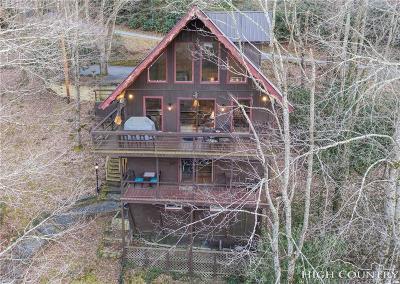Banner Elk Single Family Home Under Contract - Show: 249 Laurel Ridge Road