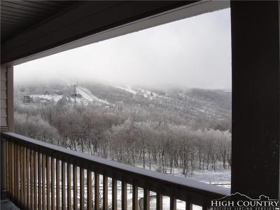 Beech Mountain NC Condo/Townhouse For Sale: $89,900