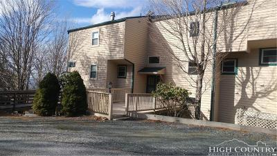 Beech Mountain Condo/Townhouse For Sale: 101 Windy Way #C13