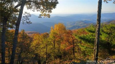 Blowing Rock Single Family Home For Sale: 200 Saddle Crest