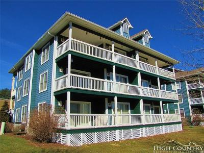 Caldwell County, Alexander County, Watauga County, Avery County, Ashe County, Burke County Condo/Townhouse For Sale: 135 Birkdale #B2