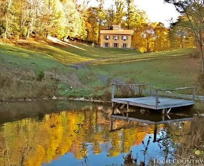 Alexander County, Caldwell County, Watauga County, Avery County, Ashe County Single Family Home For Sale: 660 Little Horse Path