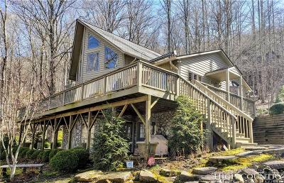 Boone Single Family Home For Sale: 118 Near Sawrey