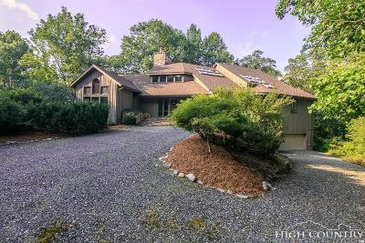 Single Family Home For Sale: 910 Dutch Creek Road
