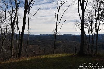 Alexander County, Burke County, Caldwell County, Ashe County, Avery County, Watauga County Residential Lots & Land For Sale: Tbd Huckleberry Ridge Road