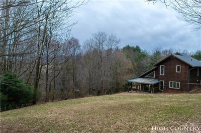 Boone Single Family Home For Sale: 884 Appaloosa Trail