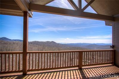 Avery County Condo/Townhouse For Sale: 204 Windy Knoll #7A