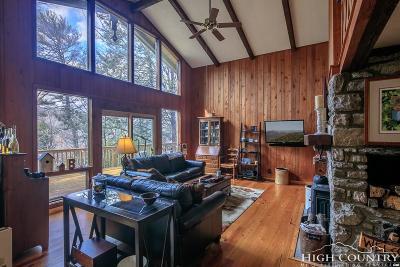Hound Ears Single Family Home For Sale: 1307 Dogwood