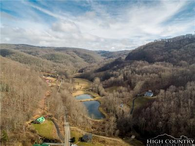 Avery County Residential Lots & Land For Sale: 1659 Blevins Creek Road