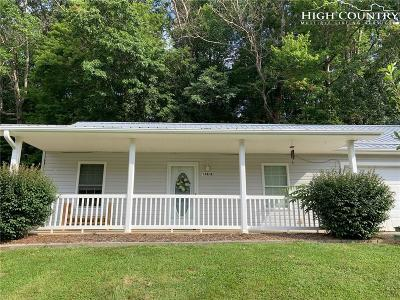 Alexander County, Caldwell County, Ashe County, Avery County, Watauga County, Burke County Condo/Townhouse For Sale: 144 Smith Dixon Road #A