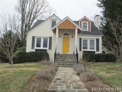 West Jefferson Single Family Home Under Contract - Show: 401 College Avenue
