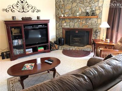 Avery County Condo/Townhouse For Sale: 301 Pinnacle Inn Road #3221