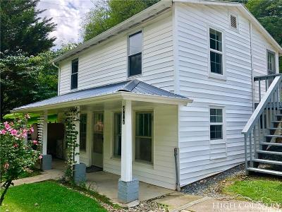 Single Family Home Sold: 607 Georges Gap Road