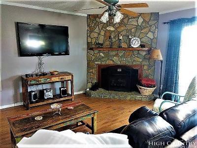 Beech Mountain Condo/Townhouse For Sale: 301 Pinnacle Inn Road #3211