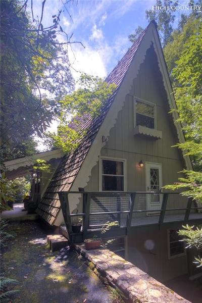 Hound Ears Single Family Home For Sale: 172 Shagbark