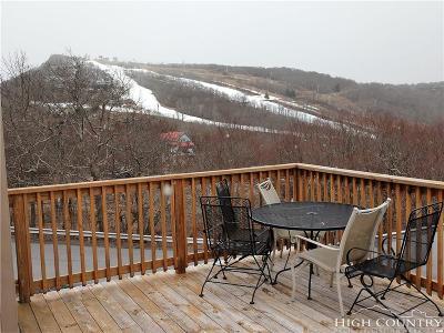 Beech Mountain NC Condo/Townhouse For Sale: $110,000