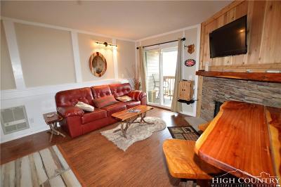 Beech Mountain NC Condo/Townhouse For Sale: $69,000