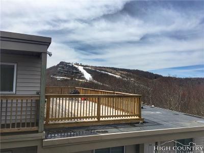 Beech Mountain NC Condo/Townhouse For Sale: $124,900