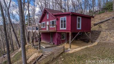 Vilas Single Family Home For Sale: 830 Arnett Hollow Roads