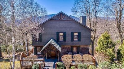 Blowing Rock Single Family Home Under Contract - Show: 280 Spruce Pine Trail