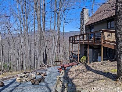 Deep Gap Single Family Home For Sale: 251 Deer Run Road