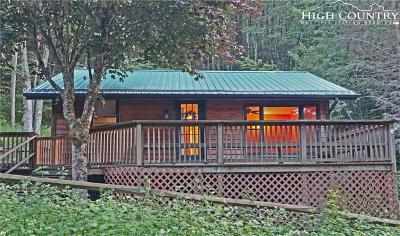 Blowing Rock Single Family Home For Sale: 218 Pine Gap Road