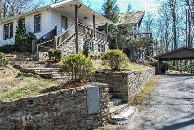 Blowing Rock Single Family Home For Sale: 237 Hidden Water Street