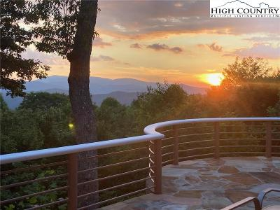 Boone NC Single Family Home For Sale: $2,190,000