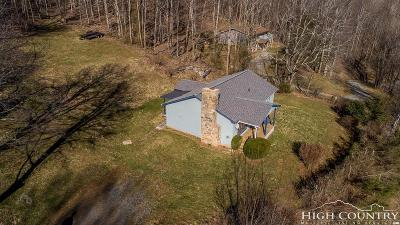 Boone Single Family Home For Sale: 4611 Rich Mountain Street