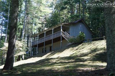 Banner Elk Single Family Home For Sale: 217 White Pine Trail