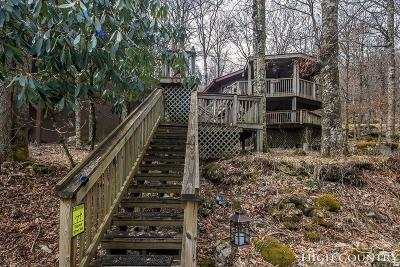 Beech Mountain Single Family Home Under Contract - Show: 104 Village Cluster Roads