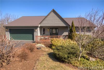 Blowing Rock Single Family Home Under Contract - Show: 1069 Ski Acres Drive
