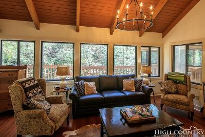 Boone Single Family Home For Sale: 296 Cascades