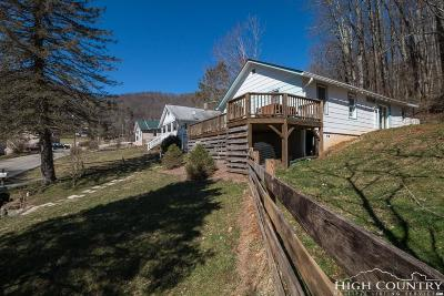 Boone Single Family Home Under Contract - Show: 288 Junaluska Road