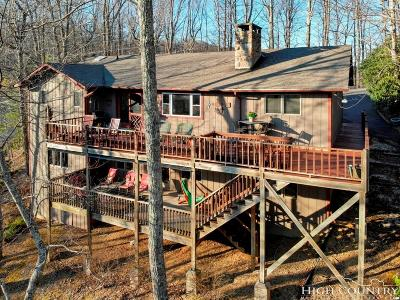 Banner Elk Single Family Home For Sale: 116 Leatherwood Road