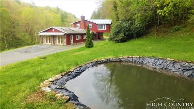 Boone Single Family Home For Sale: 1815 Hardin Road