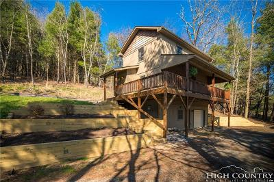 Boone Single Family Home For Sale: 577 Don Hayes Road