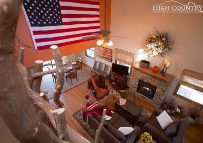 Banner Elk Single Family Home For Sale: 91 Woods Lane