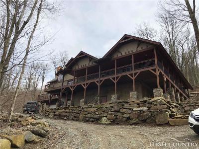 Banner Elk Single Family Home For Sale: 1543 Grouse Moor Drive