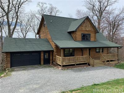 Blowing Rock Single Family Home For Sale: 191 Van Gogh Drive