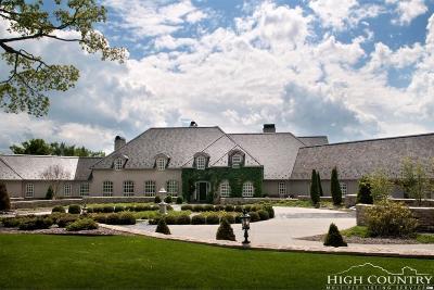 Linville Ridge Single Family Home For Sale: 1719 Forest Ridge Drive