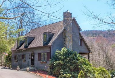 Boone NC Single Family Home For Sale: $378,000