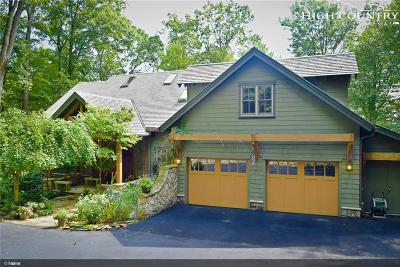 Blowing Rock Single Family Home For Sale: 131 W Stone Drive