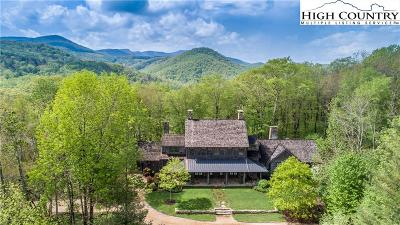 Todd Single Family Home For Sale: 649 Bald Fork Road
