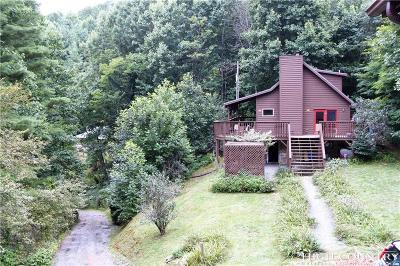 Boone NC Single Family Home For Sale: $299,900