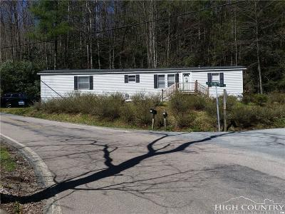 Boone NC Single Family Home For Sale: $89,900